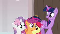 "Twilight ""you don't want late marks"" S8E12"