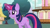 Twilight I think Spike S2E10