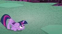 Twilight Sparkle runs out of magic S8E26