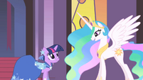 Celestia Twilight red carpet S1E26