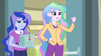 Celestia and Luna -start getting ready- EG