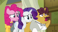 Coriander Cumin in frantic shock S6E12