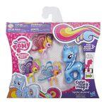 Cutie Mark Magic Trixie Lulamoon Friendship Flutters set packaging