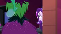 Demon Juniper walking past Starlight Glimmer EGS3