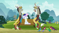 Discord 2 -well, I'm not talking to you!- S7E12