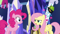 Fluttershy -they must not like being scared- S5E3