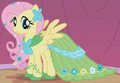 Fluttershy Gala outfit ID S1E14.png