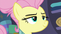 Fluttershy looking very confident S8E4