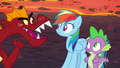 """Garble """"but if I win"""" S7E25.png"""