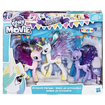 MLP The Movie Friendship Festival Princess Parade Set packaging
