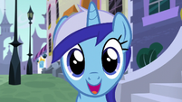 Minuette -you never come to see me- S5E12