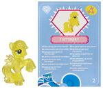 Mystery pack 4 Fluttershy