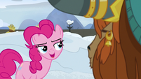 "Pinkie ""you know who would really, really enjoy"" S7E11"