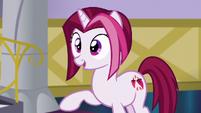 Posh Pony -I've been simply desperate- S5E14