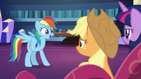 "Rainbow Dash ""I can make it up to her!"" S7E23"