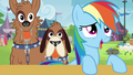 Rainbow Dash and orthros drooling S4E22.png