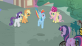Rainbow Dash gets scared S1E07.png