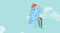 Rainbow Dash your friendly S2E8