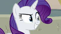 Rarity --I intend to bring a crowd!-- S6E12