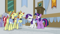 Rarity -we know what it means- S8E16