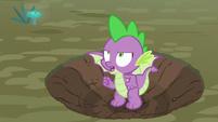 Spike -I've gotta help them!- S8E11