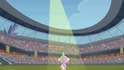Spike in the spotlight S4E24