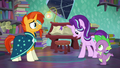 """Starlight """"Shining Armor and Cadance's baby"""" S6E2.png"""