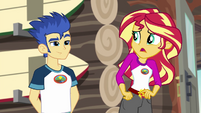 Sunset Shimmer confused --for what--- EG4