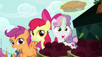 """Sweetie Belle """"I don't think they suspect anything"""" S9E23"""