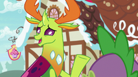"Thorax ""I could use some advice"" S7E15"