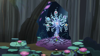 Tree of Harmony and chest S4E25