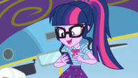 """Twilight Sparkle """"in the next 37 seconds"""" EGDS12"""