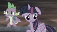 Twilight Sparkle --I don't know...-- S5E26