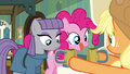 AJ giving Maud and Pinkie each a cup of cider S4E18.png