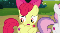 "Apple Bloom ""that doesn't make a lick of sense"" S7E21"