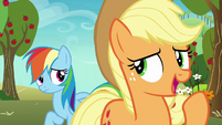 "Applejack ""gonna take a while"" S8E5"