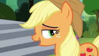Applejack -aw, quit frettin'- S8E7