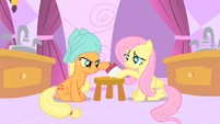Applejack and Fluttershy S01E26