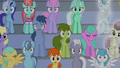 Crowd shocked at Spike's singing 1 S4E24.png