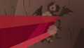 Crystal spire and Garble-shaped hole in the wall S6E5.png