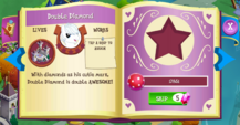 Double Diamond album page MLP mobile game