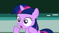 Filly Twilight scared S1E23