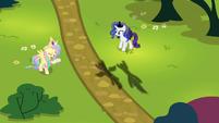 Flutter-Celestia and Rari-Luna S4E21