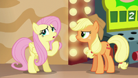 Fluttershy --if only there was a pony-- S6E20