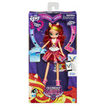 Friendship Games School Spirit Sunset Shimmer doll packaging