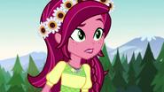 Gloriosa Daisy worried about Applejack EG4