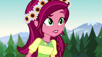 Gloriosa Daisy worried about Applejack EG4