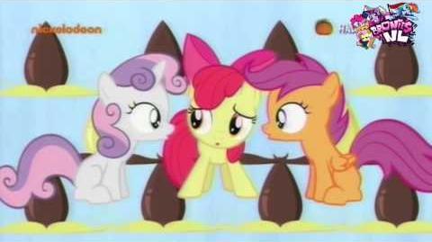 My Little Pony FiM (Dutch) Babs Seed-0