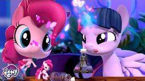 My Little Pony Twilight Sparkle's Potion Challenge 'Hello Pinkie Pie' Ep