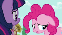 "Pinkie Pie ""aww, that's too bad"" S7E14"